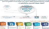 إطلاق مبادرة برنامج النشر العلمي عالي الجودة والتأثير